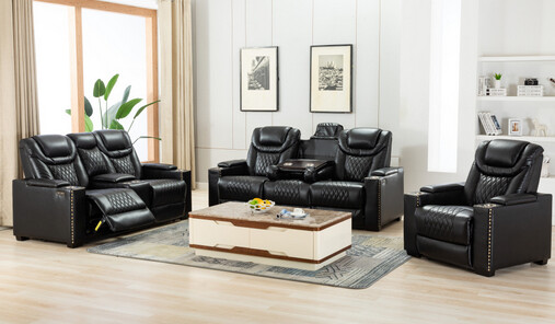 Echo Reclining Living Room Set