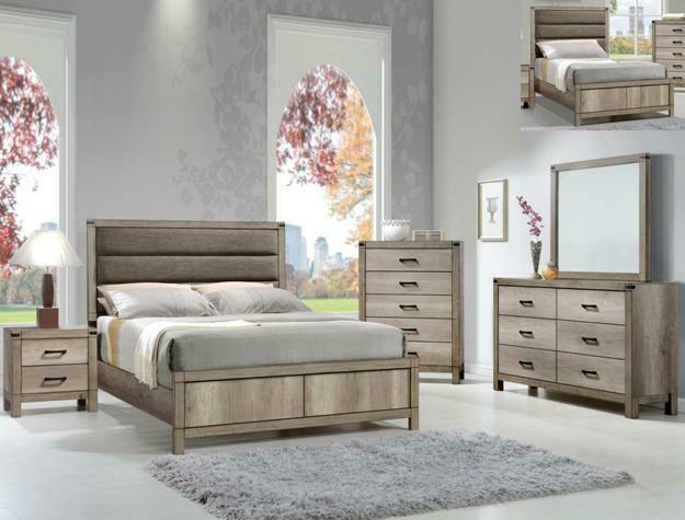 Matty Bedroom Set