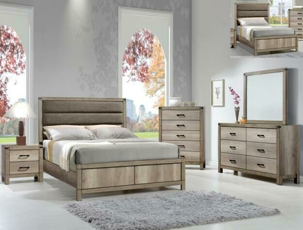 Matty Bedroom Set