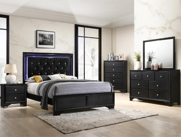 Micah Queen Bedroom Set