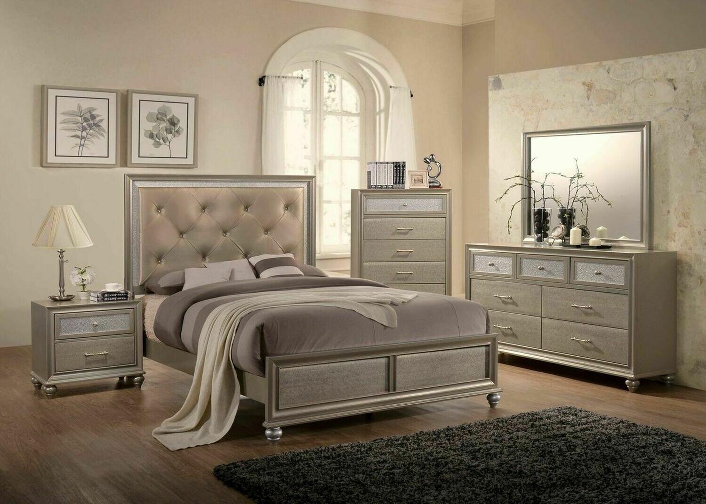 Lila Queen Bedroom Set