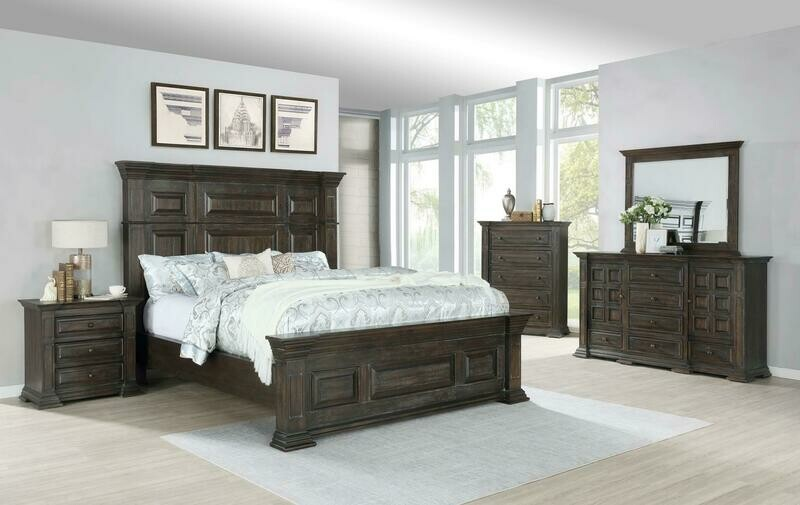 Ardell King Bedroom Set