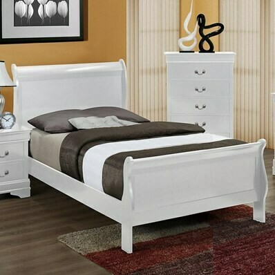 Louis Twin bed Frame- Youth