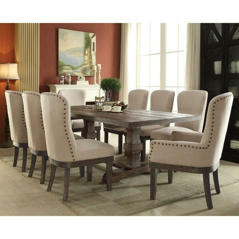 Landon 7 Piece Dining Set