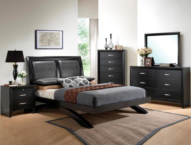 Galinda Queen Bedroom Set