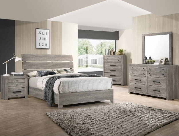 Tundra Queen Bedroom Set