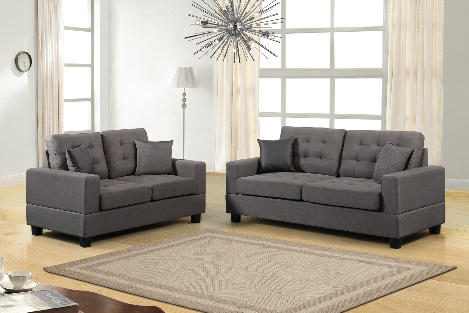Tim Sofa and Loveseat *EARLY BLACK FRIDAY SALE*