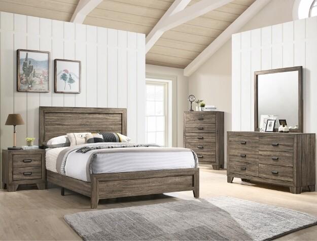 Molly Queen Bedroom Set