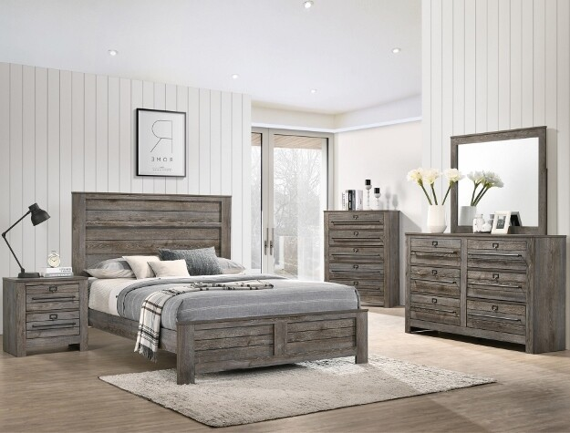 Bates Queen Bedroom Set