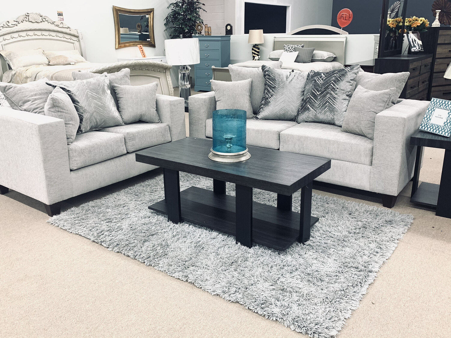 Dove Sofa & Loveseat *EARLY BLACK FRIDAY SALE*