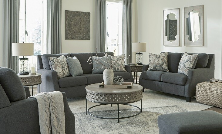 Bay Sofa & Loveseat