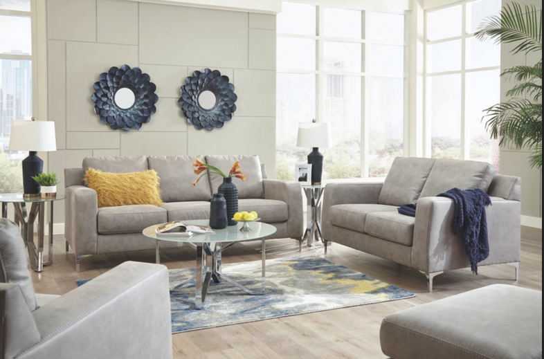 Rylie Sofa & Loveseat