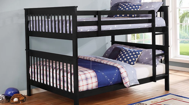 Blake Full/Full Bunk Bed - Youth