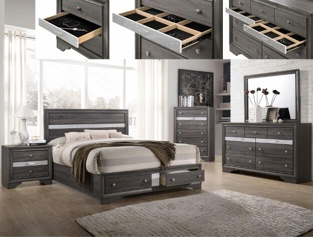 Regina Bedroom Set