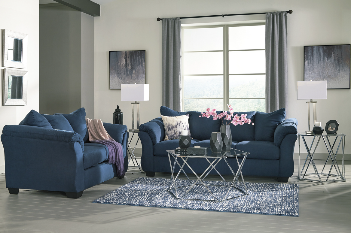 Darling Sofa & Loveseat
