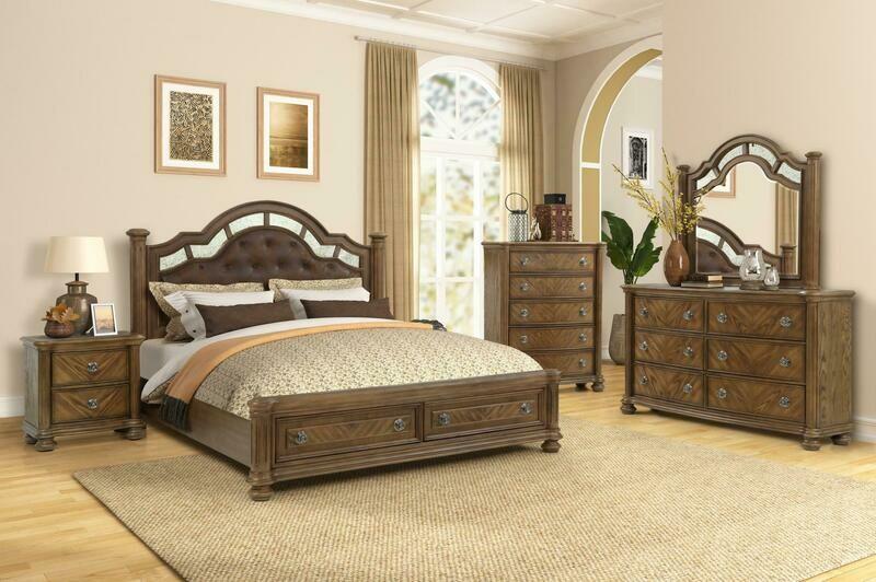 Kora Queen Bedroom Set
