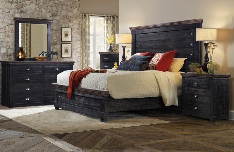 Casa Grande King Bedroom Set