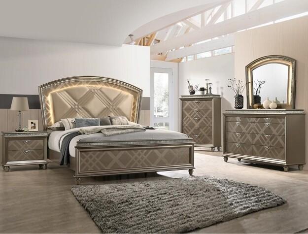 Crystal Bedroom Set