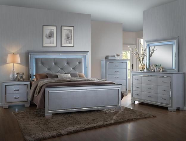 Vivian Queen Bedroom Set