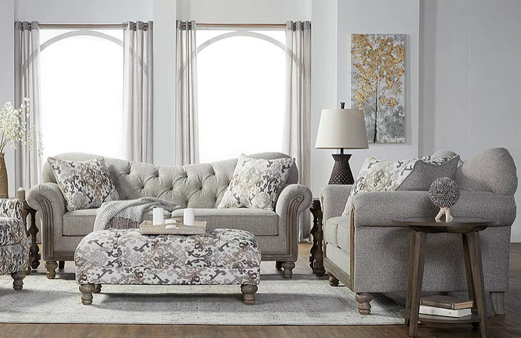 Sands Sofa & Loveseat
