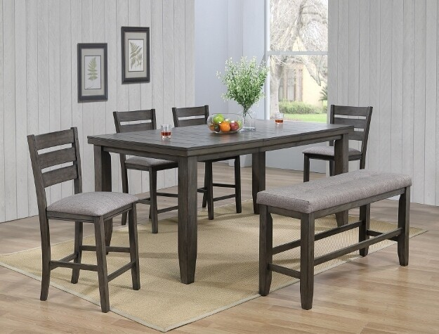 Barry Dining Set - Counter Height