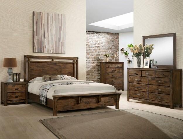 Curtis Queen Bedroom Set