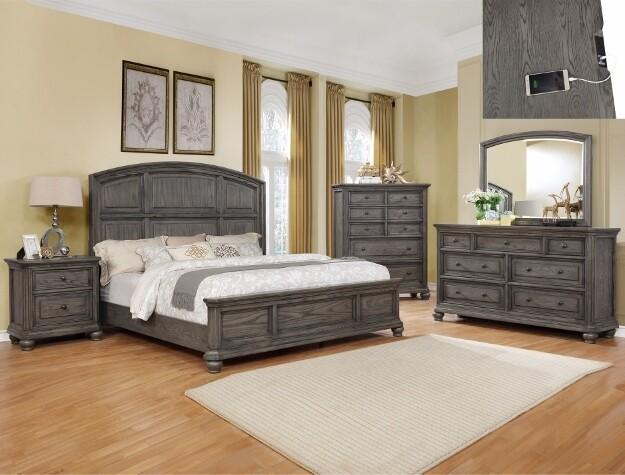 Lavonia Queen Bedroom Set