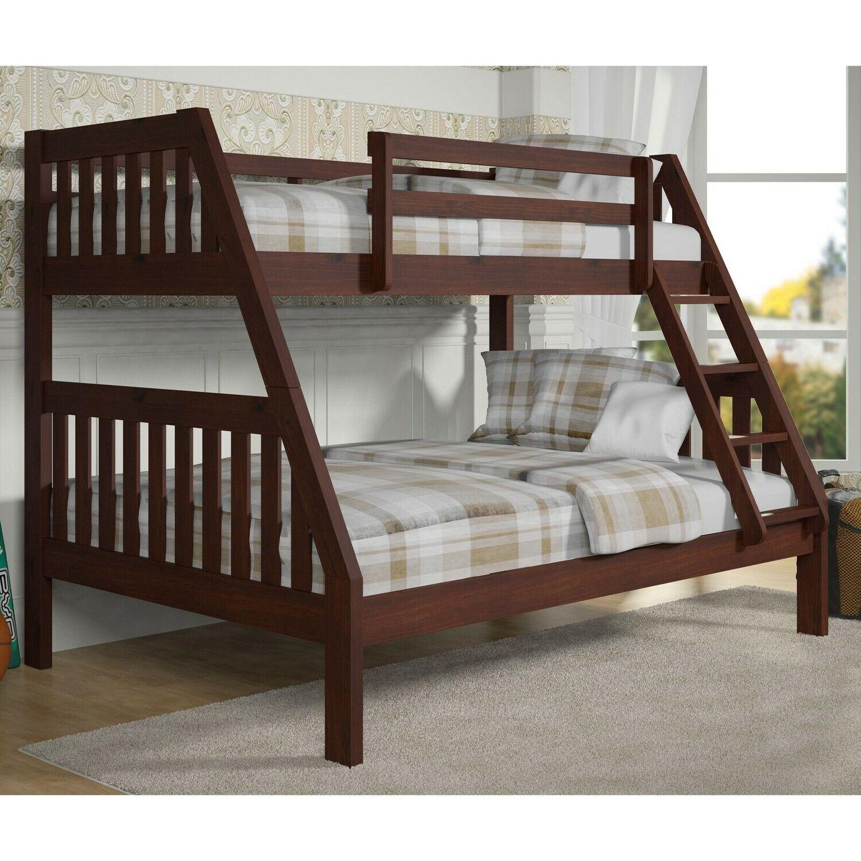 Twin/Full bunkbed