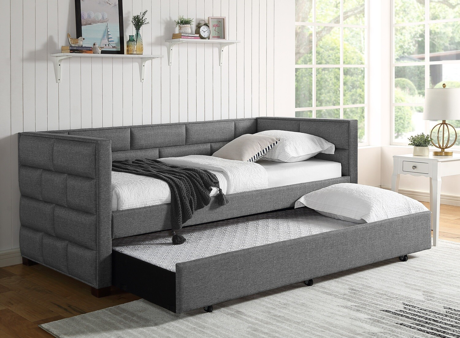 Flannery Daybed Grey