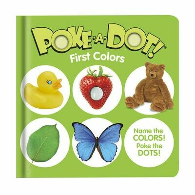 Poke-A-Dot: First Colors