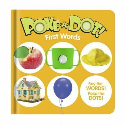Poke-A-Dot: First Words