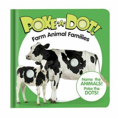 Poke-A-Dot: Farm Animals