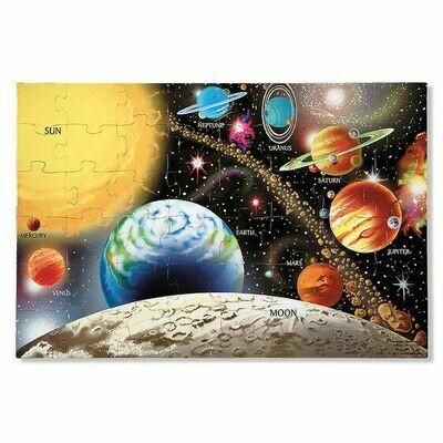 Solar System Floor  - 48 piece