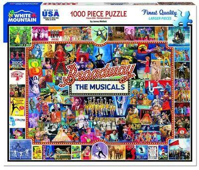 Broadway Puzzle 1000