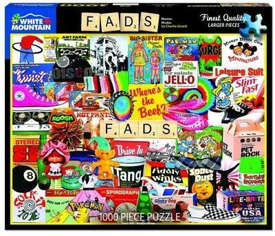 Fads Puzzle - 1000