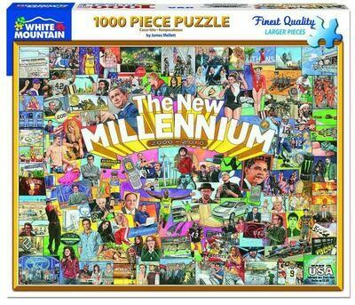 The New Millennium Puzzle - 1000