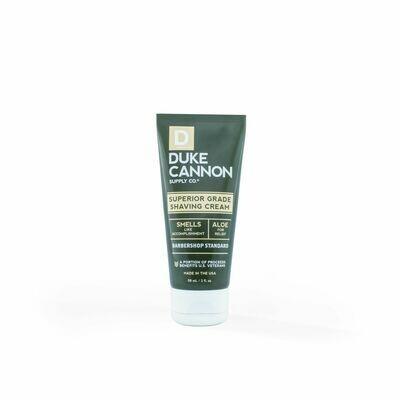 2oz Travel Size - Shaving Cream