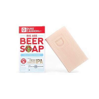 Big Ass Beer Soap - Fresh Squeezed IPA