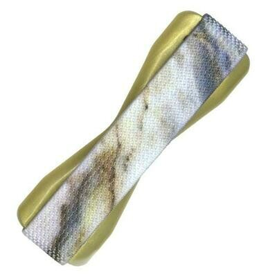 Marble Chic Gold Love Handle