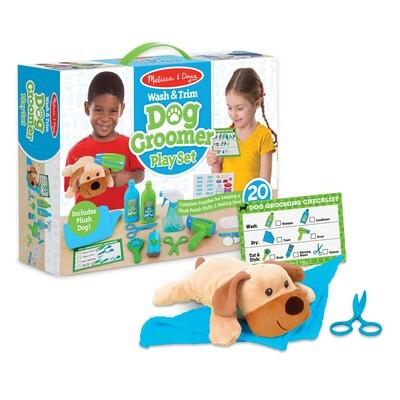 Dog Groomer Play Set