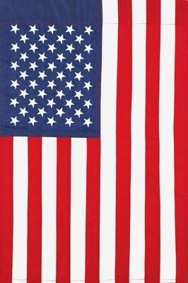 Applique American Flag