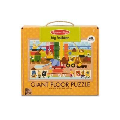 Big Builder - Giant Floor Puzzle