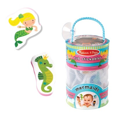 Tub Stickables - Mermaids