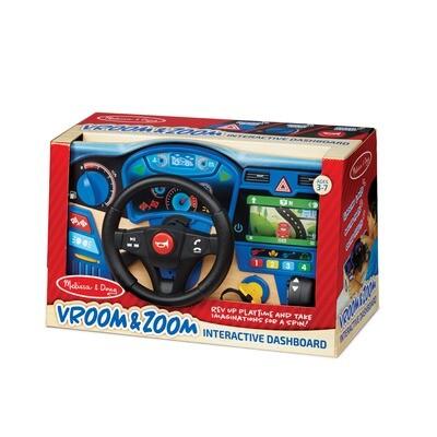 Vroom & Zoom Dashboard