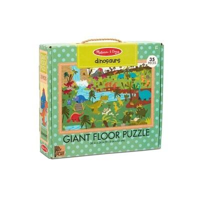 Dinosaurs - Giant Floor Puzzle
