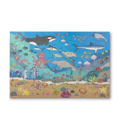 Under the Sea - Giant Floor Puzzle