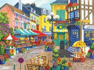 French Market - 300 Piece