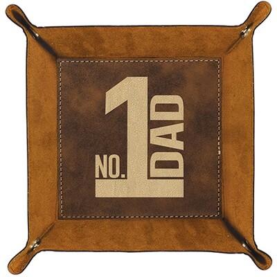 Catchall Tray - No. 1 Dad