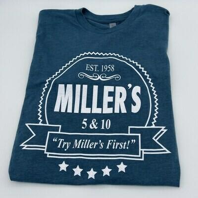Miller's 5&10 T-shirt