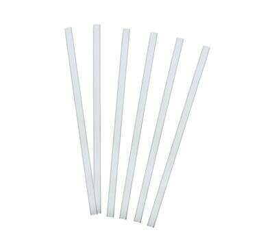 STRAIGHT STRAWS FROSTED PKG.STW..NA.10.IN.06.NA